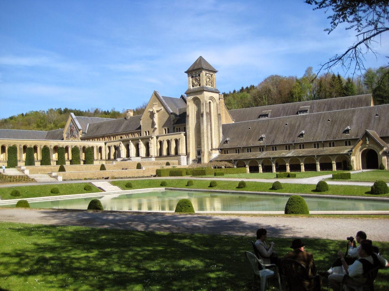 Brouwerij Orval, Ardennen met vakantiehuis