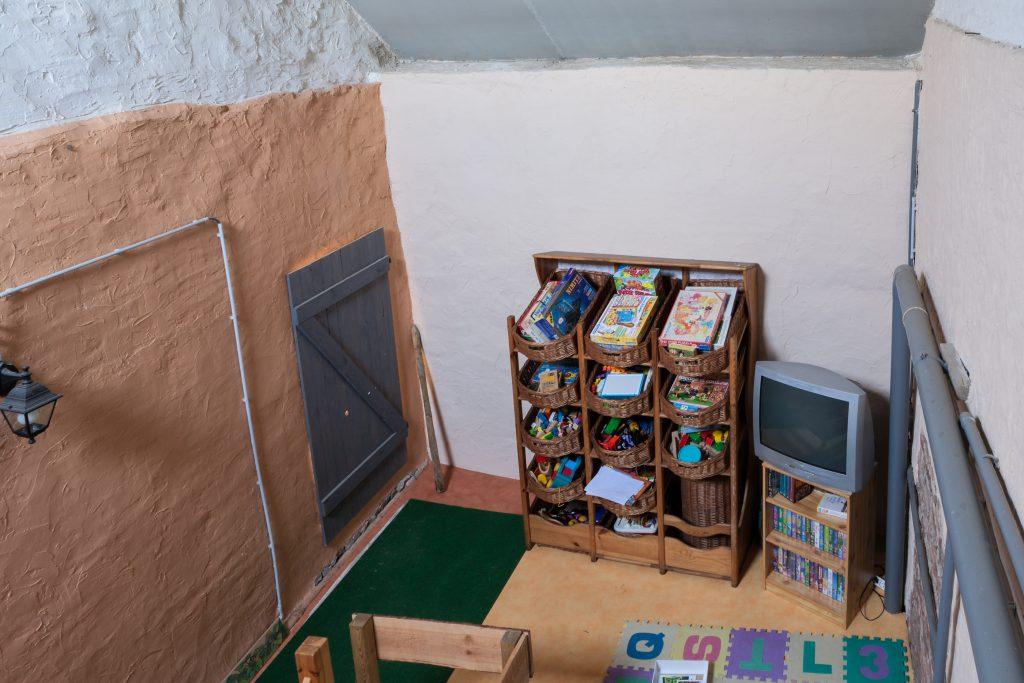 Vakantiehuis Ardennen met kinderruimte