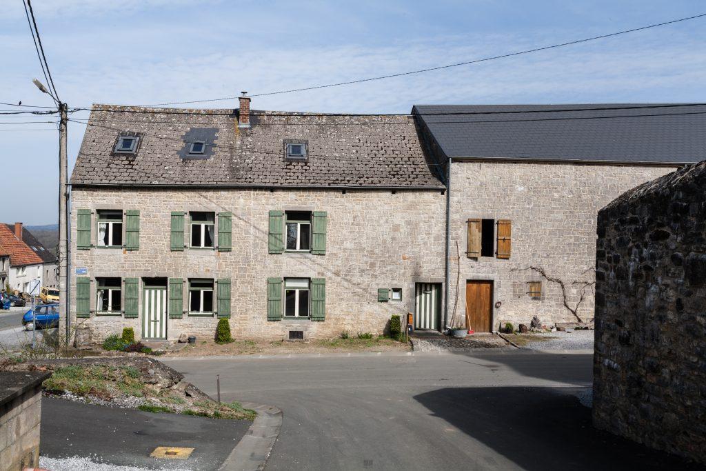 Vakantiehuis in de Ardennen - Ferme Petrus