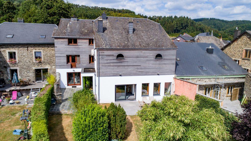 Vakantiehuis Ardennen