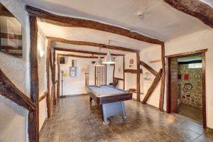 Vakantiehuis Ardennen met Biljart - pooltafel